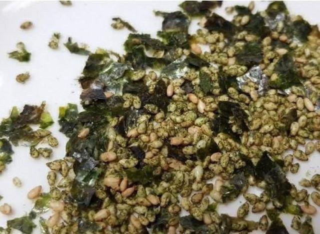 韓國市場正宗手工海苔芝麻香
