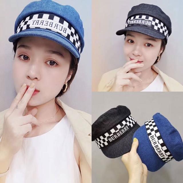【Burberry】2019新款軍帽,細節做工都很精緻 男女款‼️ 1:1品質