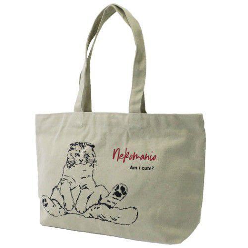 貓咪 手提袋 肩背包 購物袋