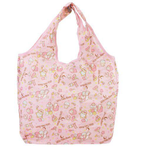 雙子星 KIKILALA 折疊 環保袋 購物袋