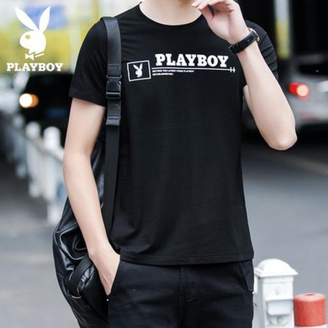 06 M-4XL 優質純棉休閒短袖T恤(3色)