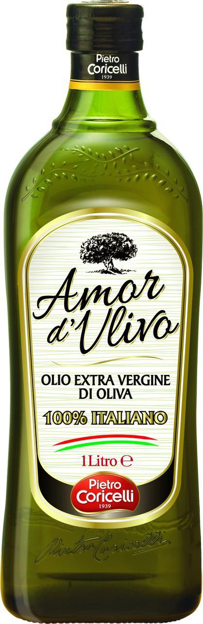 AMOR義大利莊園 初榨橄欖油 1L