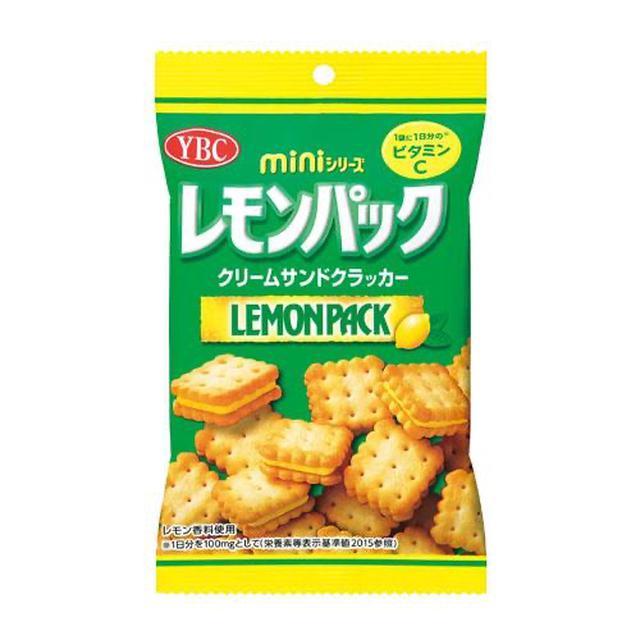 YBC mini 夾心餅乾(抹茶/起士/檸檬)