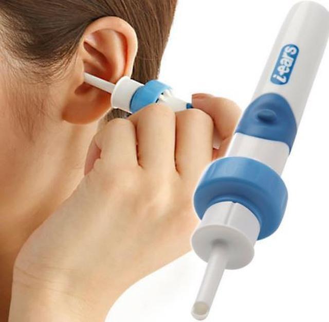 安全防受傷 輕巧電動吸式耳棒 耳垢清潔 滿足清潔需求(耳道清潔 / 小孩用品 / 個人清潔)