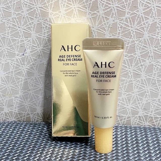 韓國 AHC 黃金眼霜 10ml