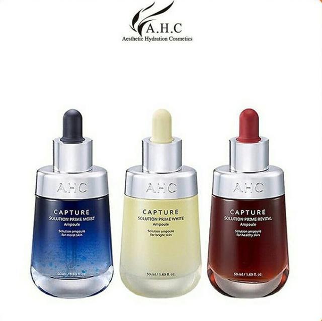 預購   韓國 AHC  頂級逆轉時空安瓶精華液 50ml