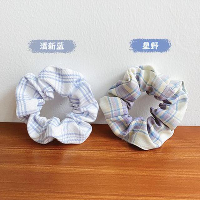 韓系猪大腸髮圈(ㄡ)