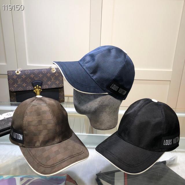 LV(路易威登)新款帽子原單棒球帽