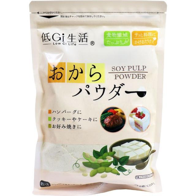 日本 低GI 豆渣粉200g