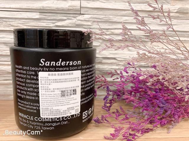 SANDERSONN38高效護髮 1000ml(12罐)