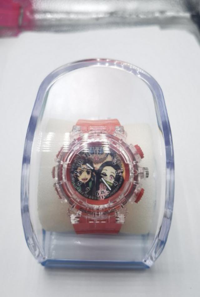 鬼滅之刃LED閃光手錶
