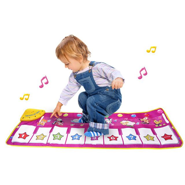 (預購)兒童動物音樂毯