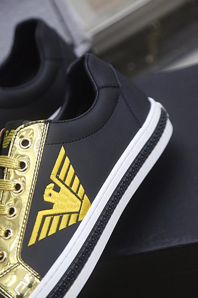 AJ阿-玛尼出货-男鞋-ARM-ANi家休闲男士2020发售