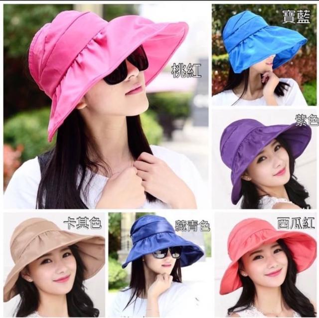 🌞防曬防風防曬帽🌞