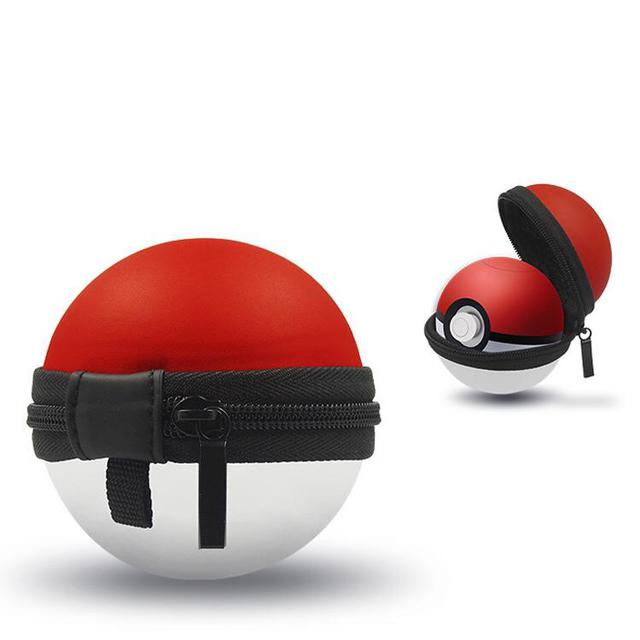 Switch精靈球Plus保護包防撞收納殼 EVA收納包
