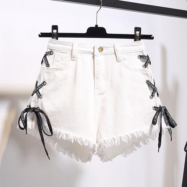 蝴蝶結🎀高腰短褲