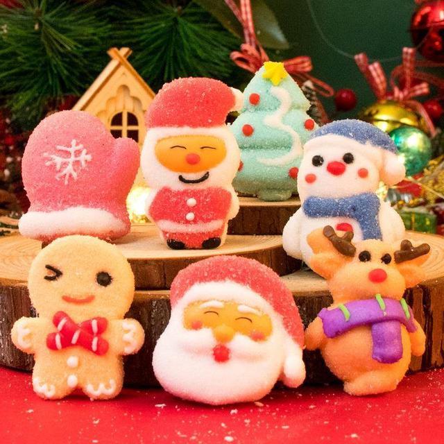 聖誕節棉花糖500g(包)