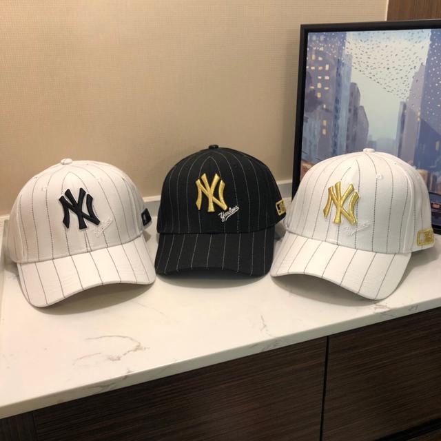 原单羊毛专柜品质,细节就是完美 MLB新款 官网步上新Ny棒球帽 ,代购版本 质量看细节好评。