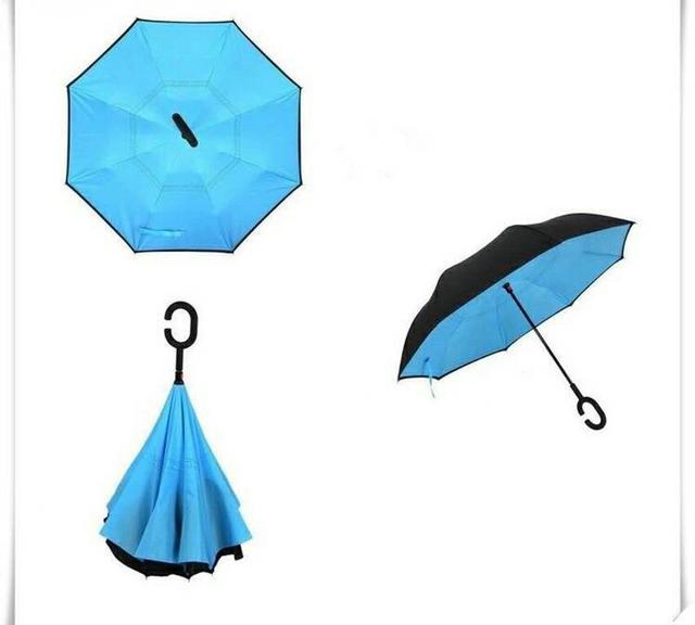 【N.T.F-現貨款】2代C型反向傘
