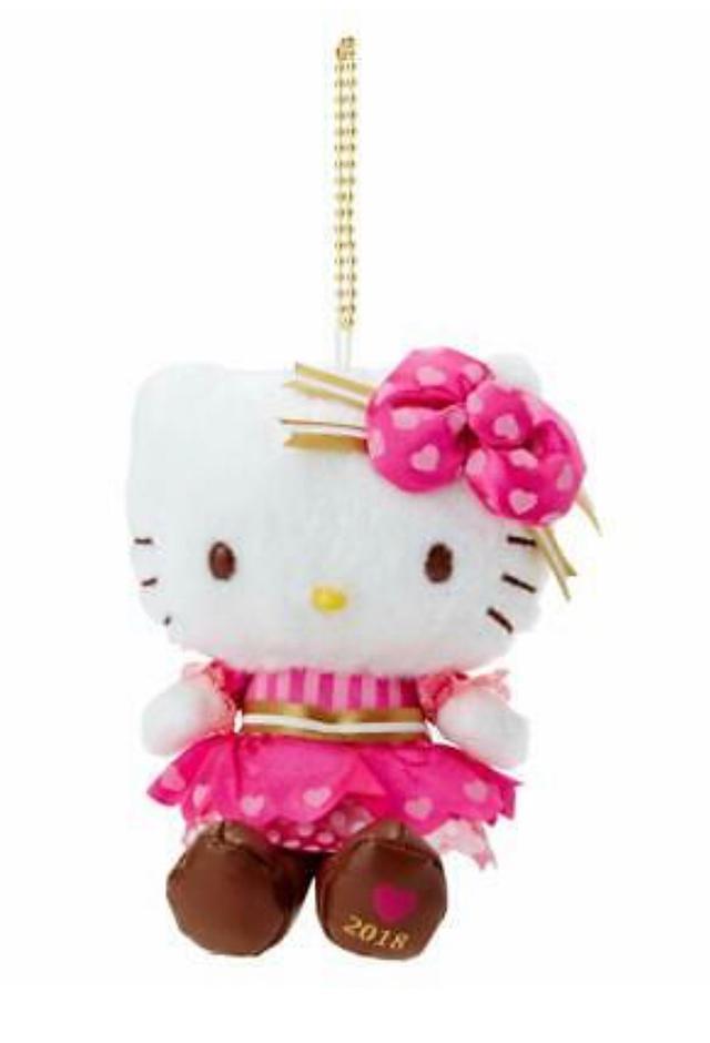現貨 日本 Hello Kitty 角色大賞 娃娃 公仔 吊飾