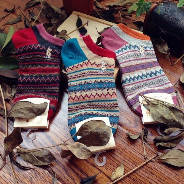 波希米亞風襪子
