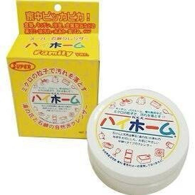 日本製 Hihome湯之花萬用超強去污清潔膏 80g