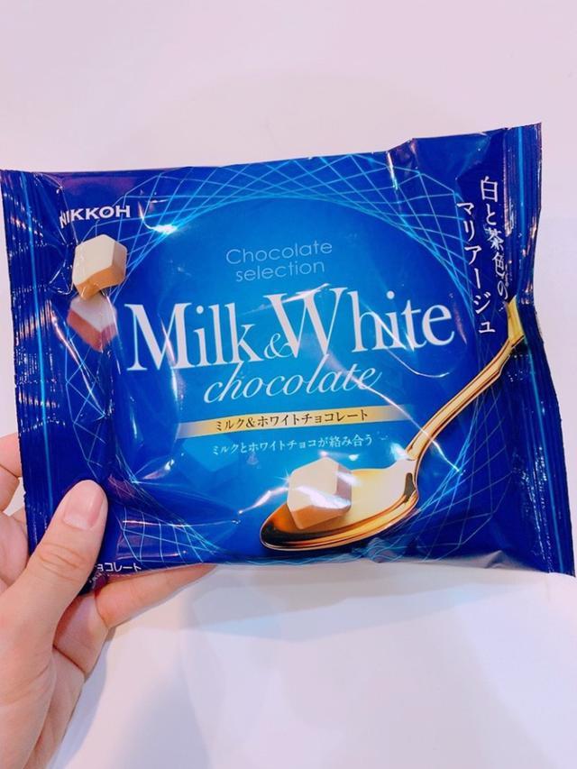 廠現 日本 NIKKOH 不可思議的牛奶白巧克力 150g