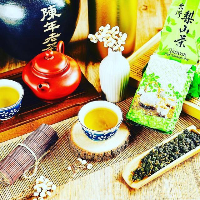 🍵【雪山茶行】梨山茶 自產自銷 台灣茶 比賽茶 青茶 高山茶 清香 伴手禮 冷泡茶 春茶 冬茶🍵