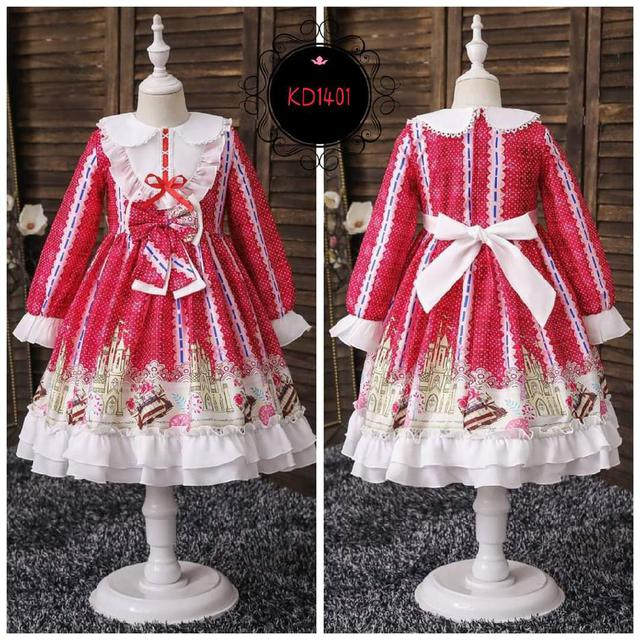 『預購』Lolita公主洋裝01
