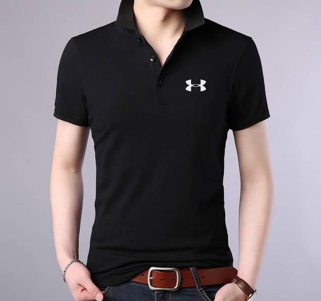 FE021n3超柔軟透氣UA短袖POLO衫