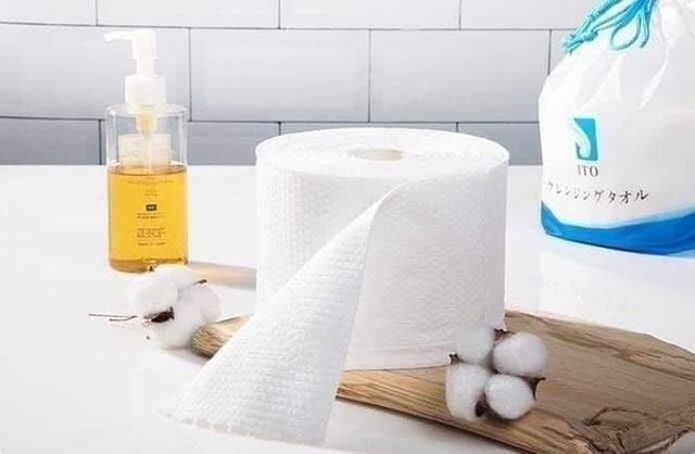 預購 日本爆款 ITO一次性純棉捲筒洗臉巾