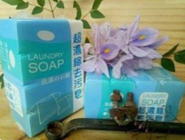 新品上市~二代超濃縮去污皂(4顆/組)