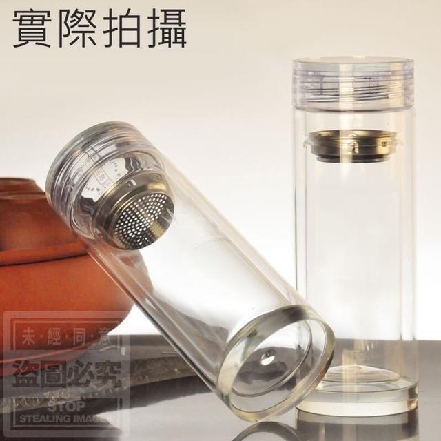 🎉️ 高硼矽雙層玻璃瓶