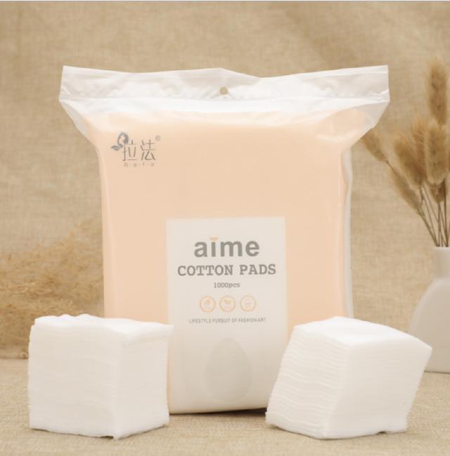 (3包)一包1000片化妝棉