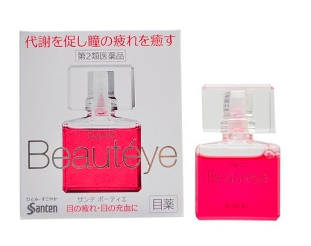 日本參天製藥 beauteye綜合 眼藥水 12ml