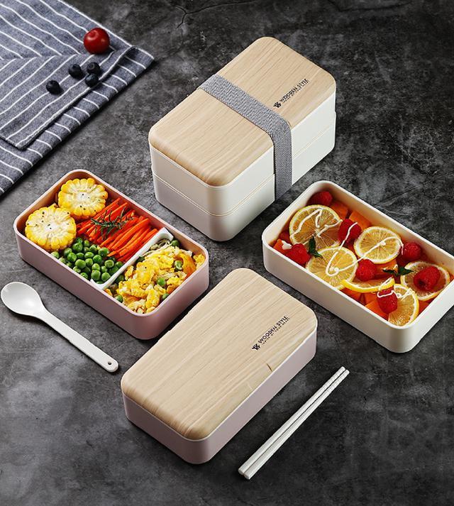 雙層午餐盒