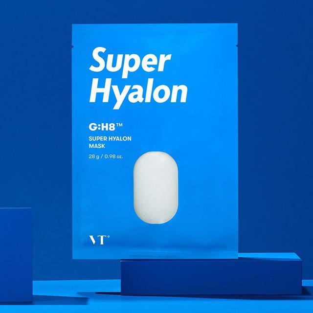🔹韓國VT Super Hyalon G:H8 玻尿酸保濕面膜