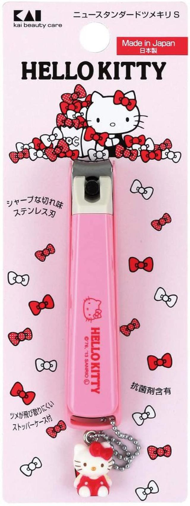 日本限定Hello Kitty貝印KT指甲剪
