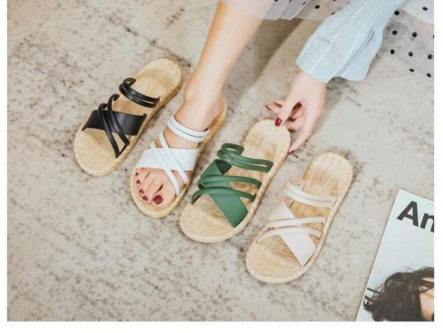 #女裝包鞋 成人拖鞋