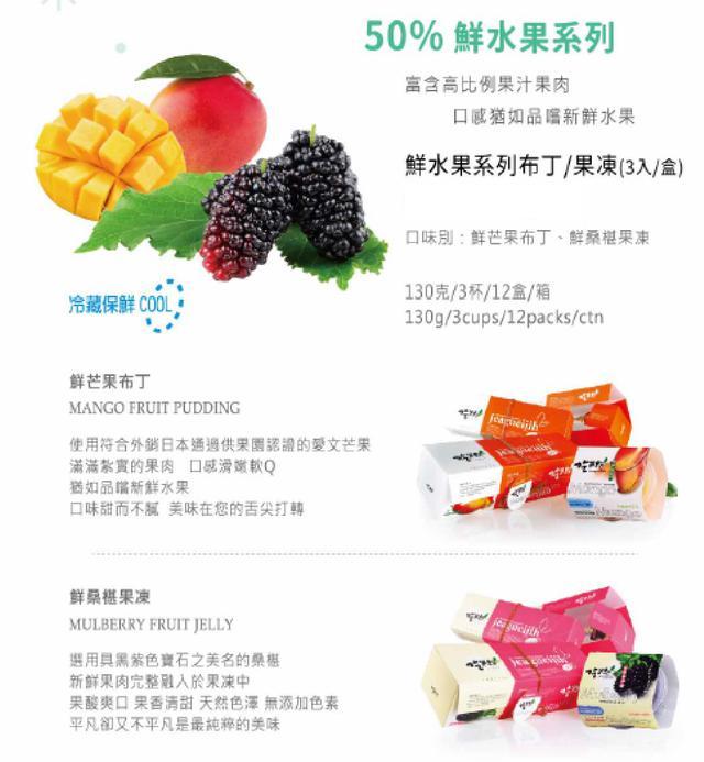 <預購>50%鮮水果系列