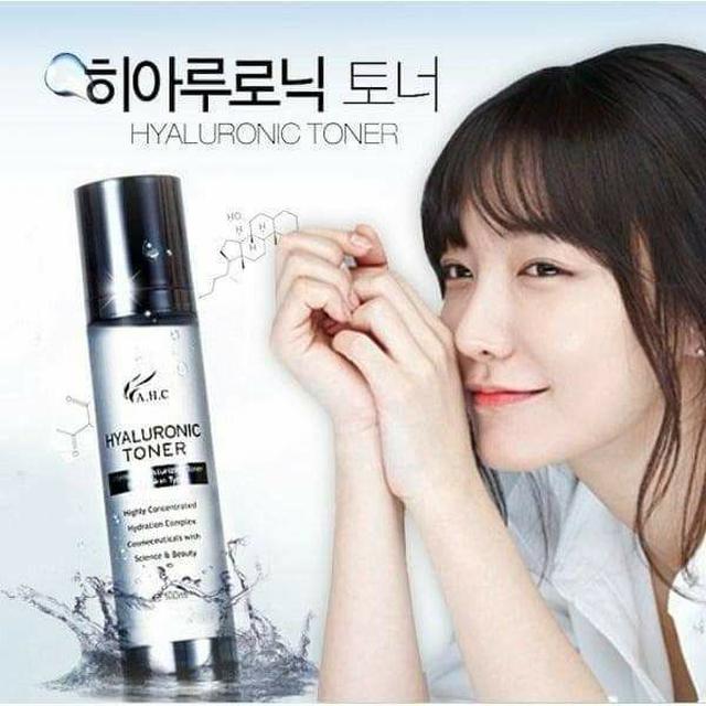 韓國 AHC 神仙水 B5透明質酸/ 玻尿酸 化妝水100ml