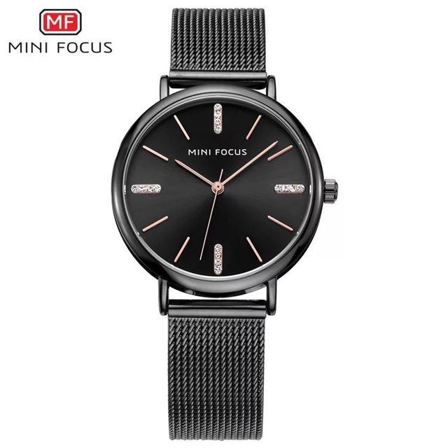 預購 - Mini Focus 精品手錶 黑色