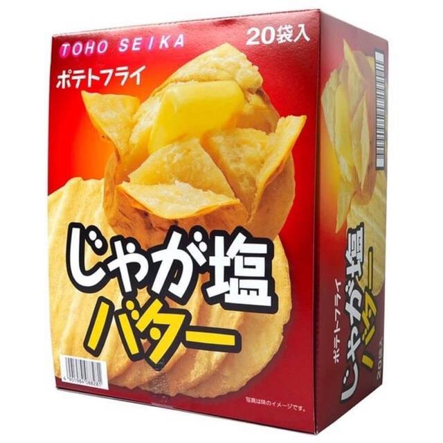 日本原裝進口 奶油馬鈴薯洋芋片
