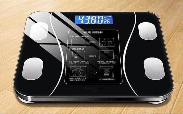 升級版藍牙款健康管理體重體脂機