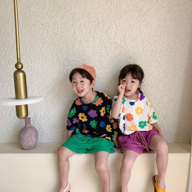 『預購』韓版太陽花上衣