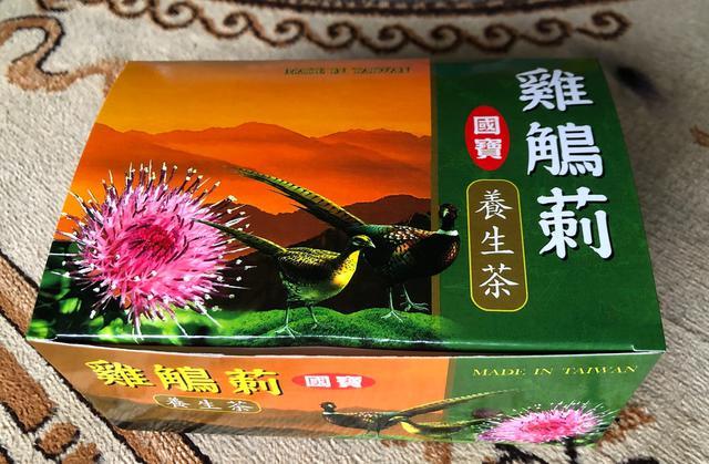 台灣國寶-雞鵤刺養生茶