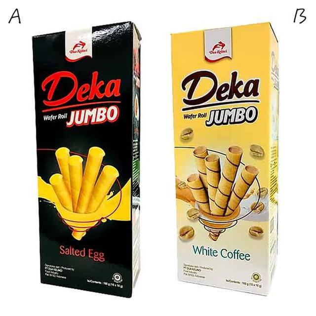 印尼Deka雪茄威化捲