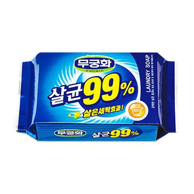 韓國 MKH 無瓊花 抗菌洗衣皂 230g