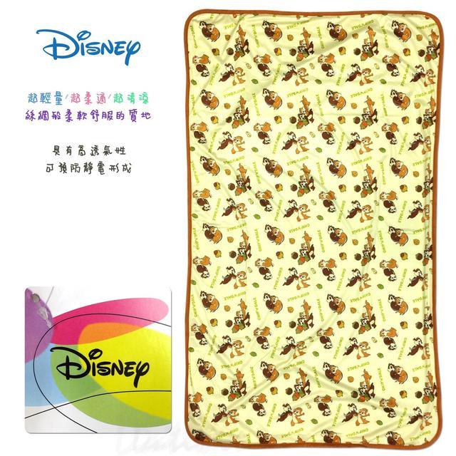 涼感小被毯 尺寸:70*120CM 成分:100%聚酯纖維 款式:奇奇蒂蒂/維尼/史迪奇