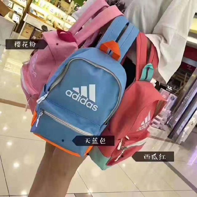 S110-糖果色後背包